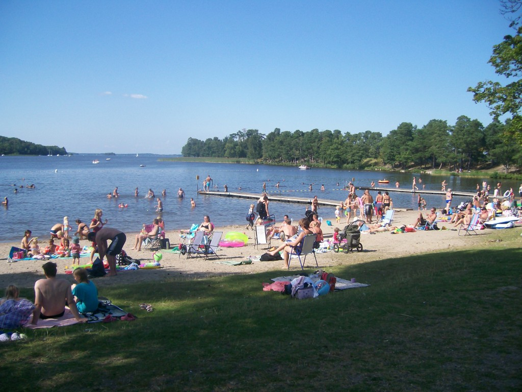 Sweden - Summer Days by the Lake