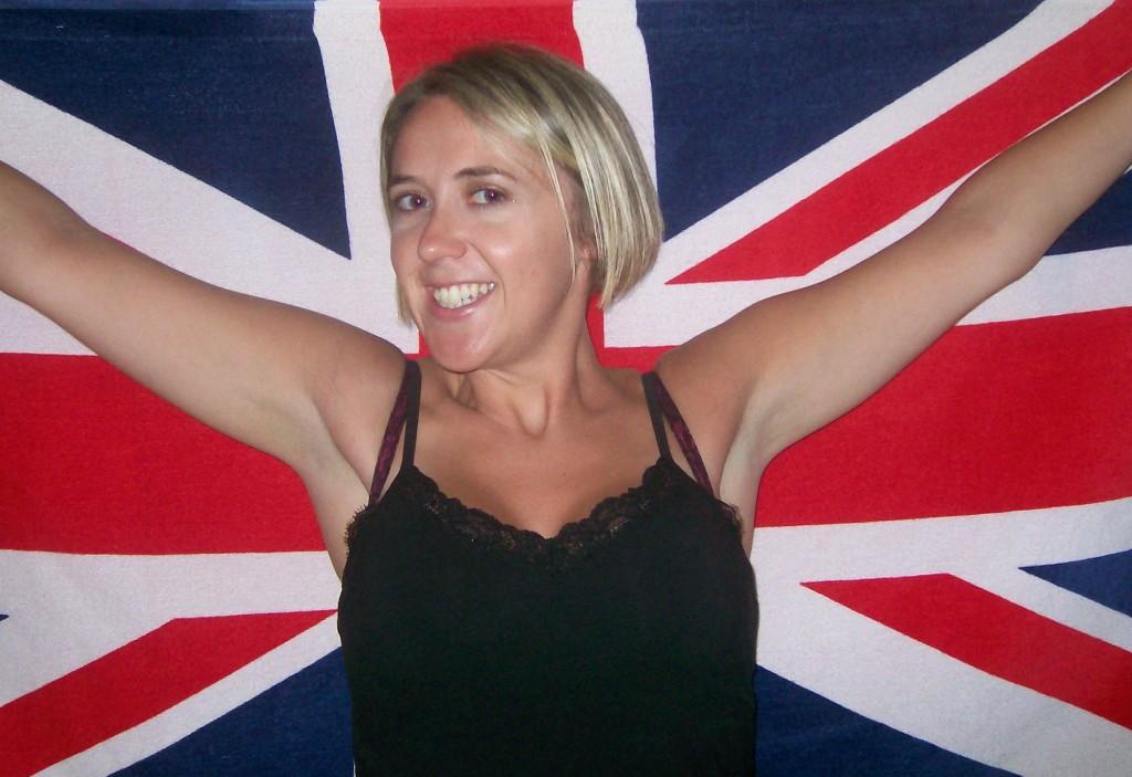 Yay! It's the Union Jack!