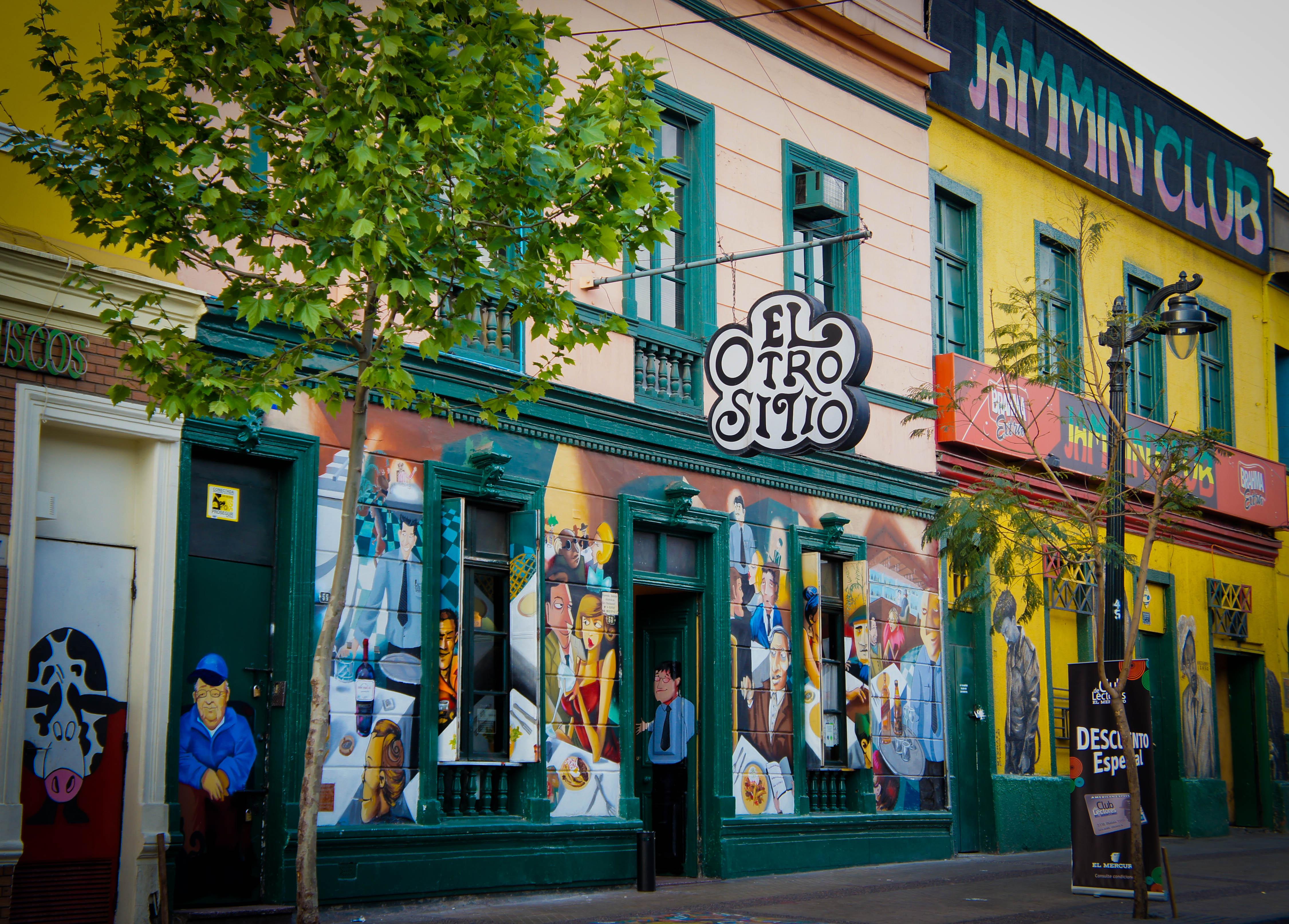 The Street Art Of Barrio Bellavista Santiago Runaway Brit