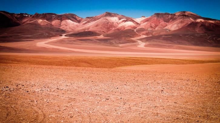 Desert. Bolivia