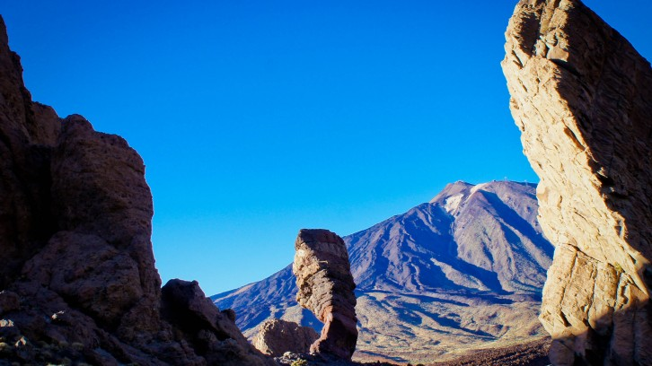 Step back in time in the Teide National park