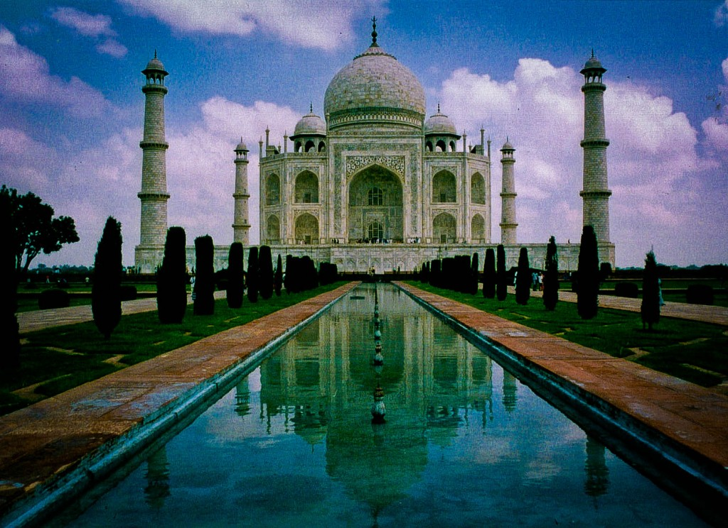 Mumtaz Mahal must have been a pretty incredible woman!