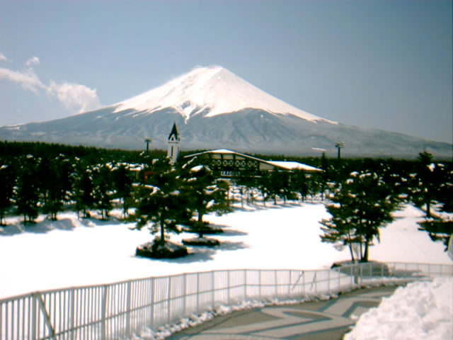 Mount Fuji Up Close