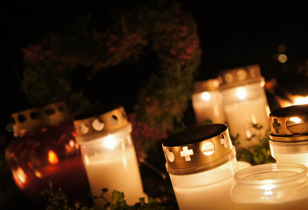 All Saints' Day Tribute