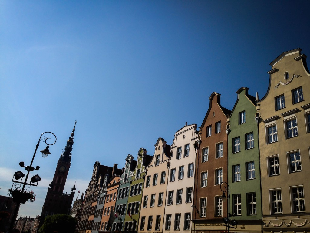 Townhouses in Gdansk