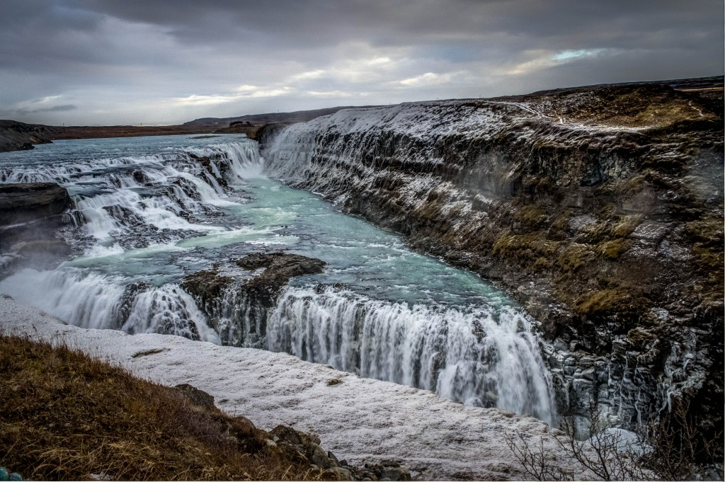 Gorgeous Gullfoss