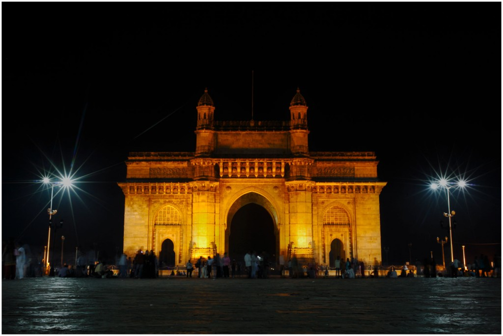 Gateway to India. Photo by Ramnath Bhat