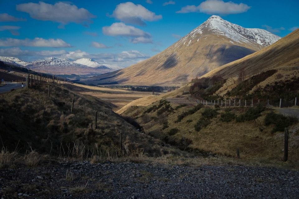 Reality: Glencoe is just as spectacular