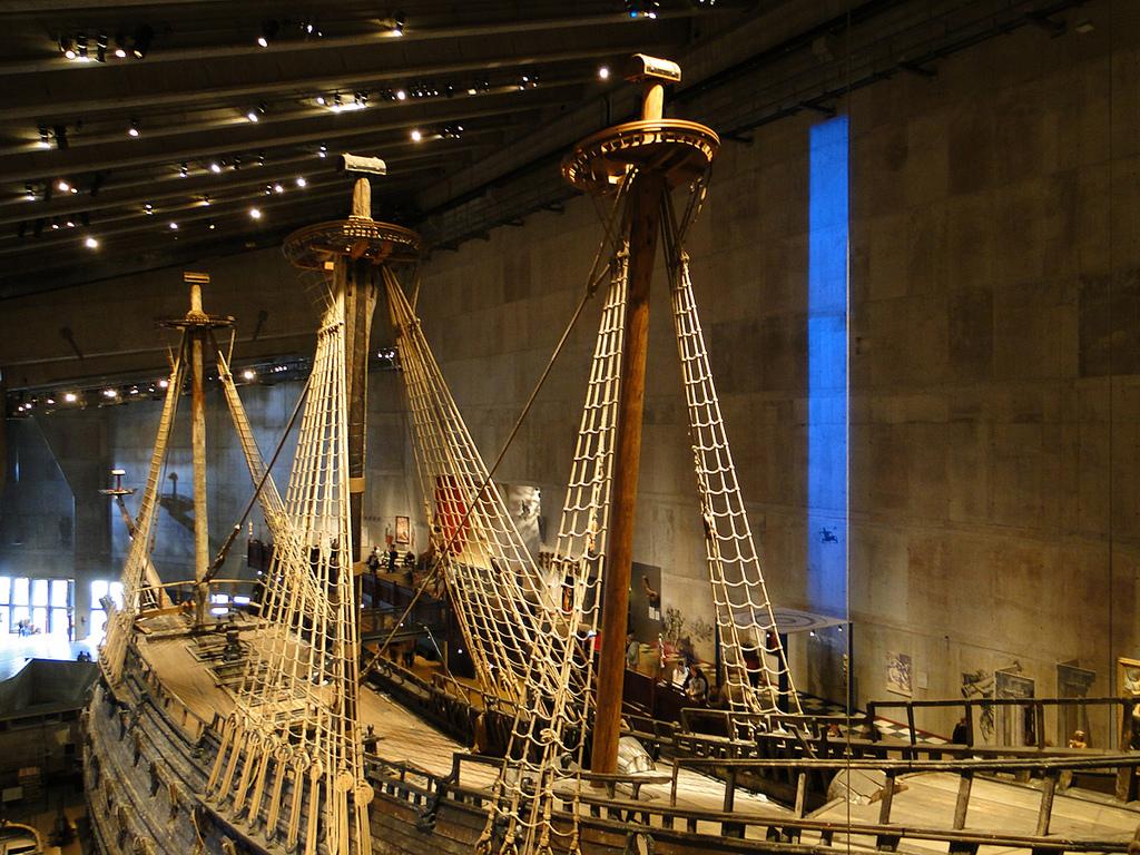 """Vasa Museum 1"" by jimkennedystudios"