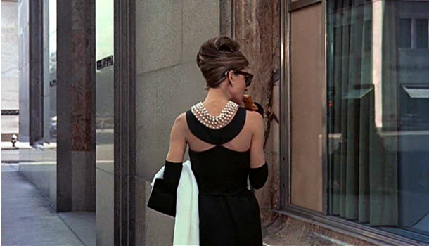 Movie: Breakfast At Tiffany's