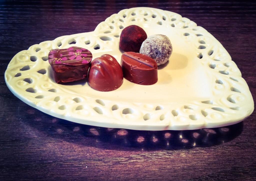 French truffles