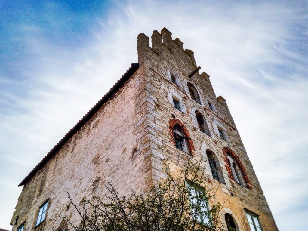 Visby architecture