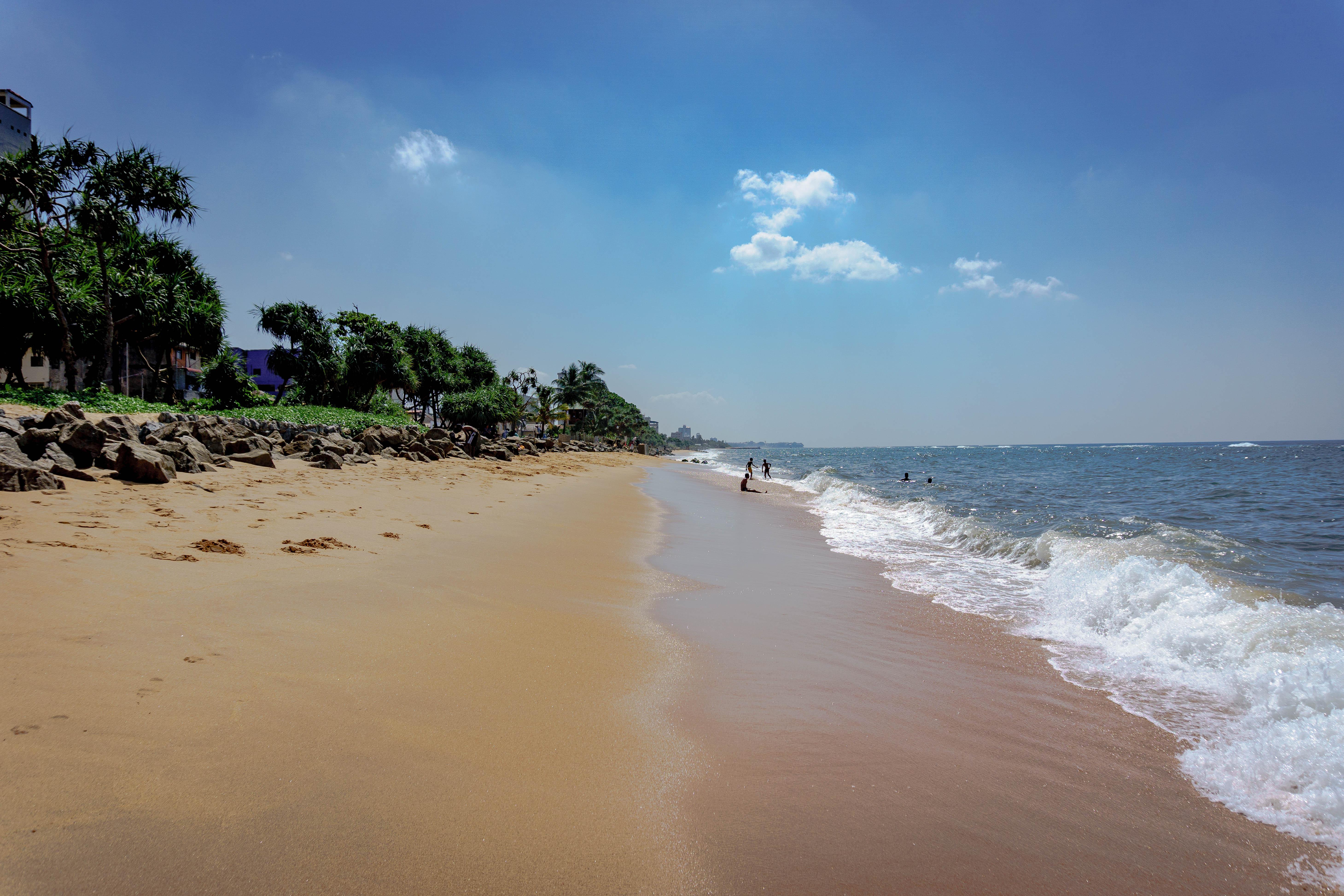 Best Beaches Near Colombo Sri Lanka