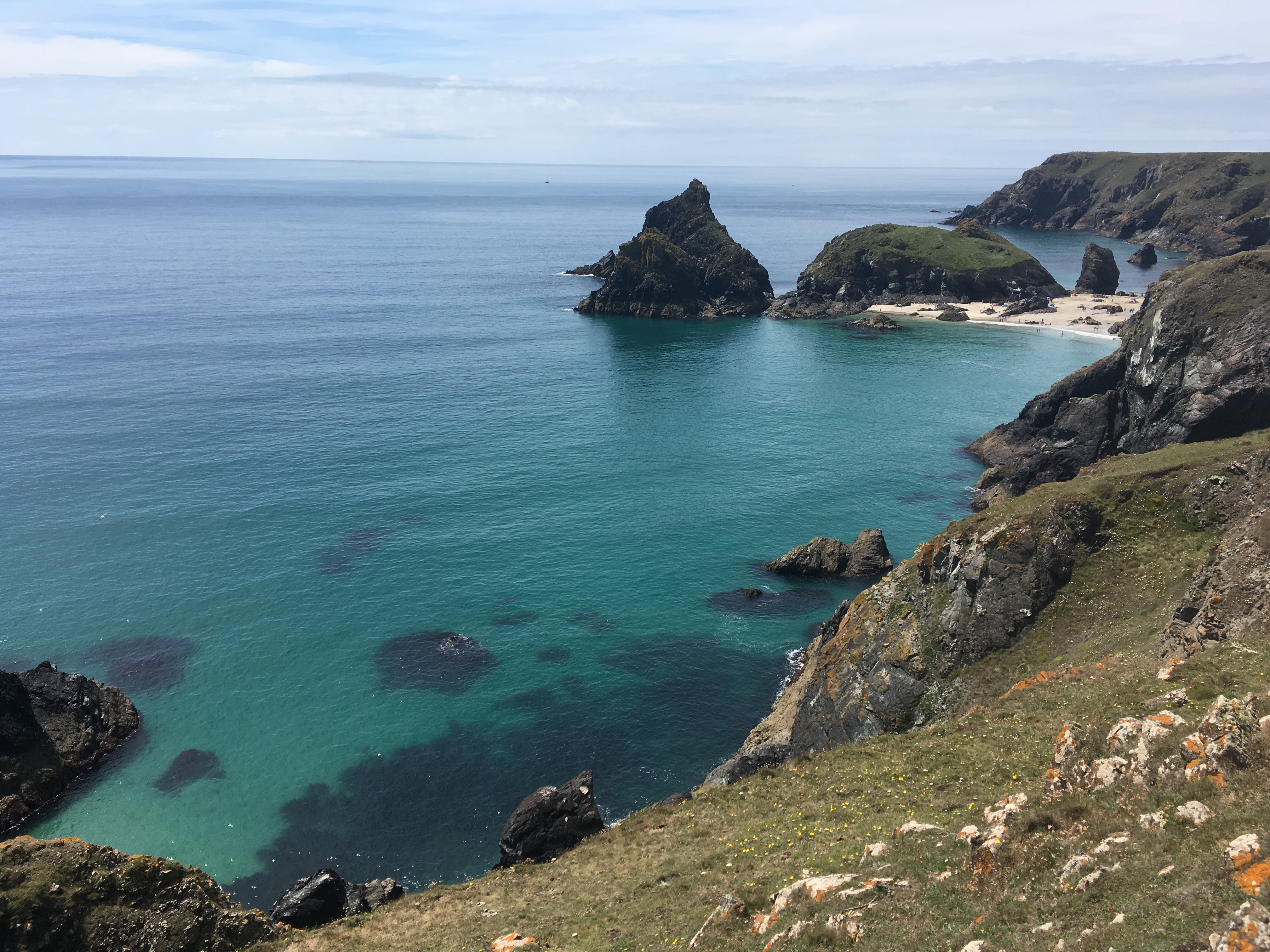 Kynance Cove. Cornwall