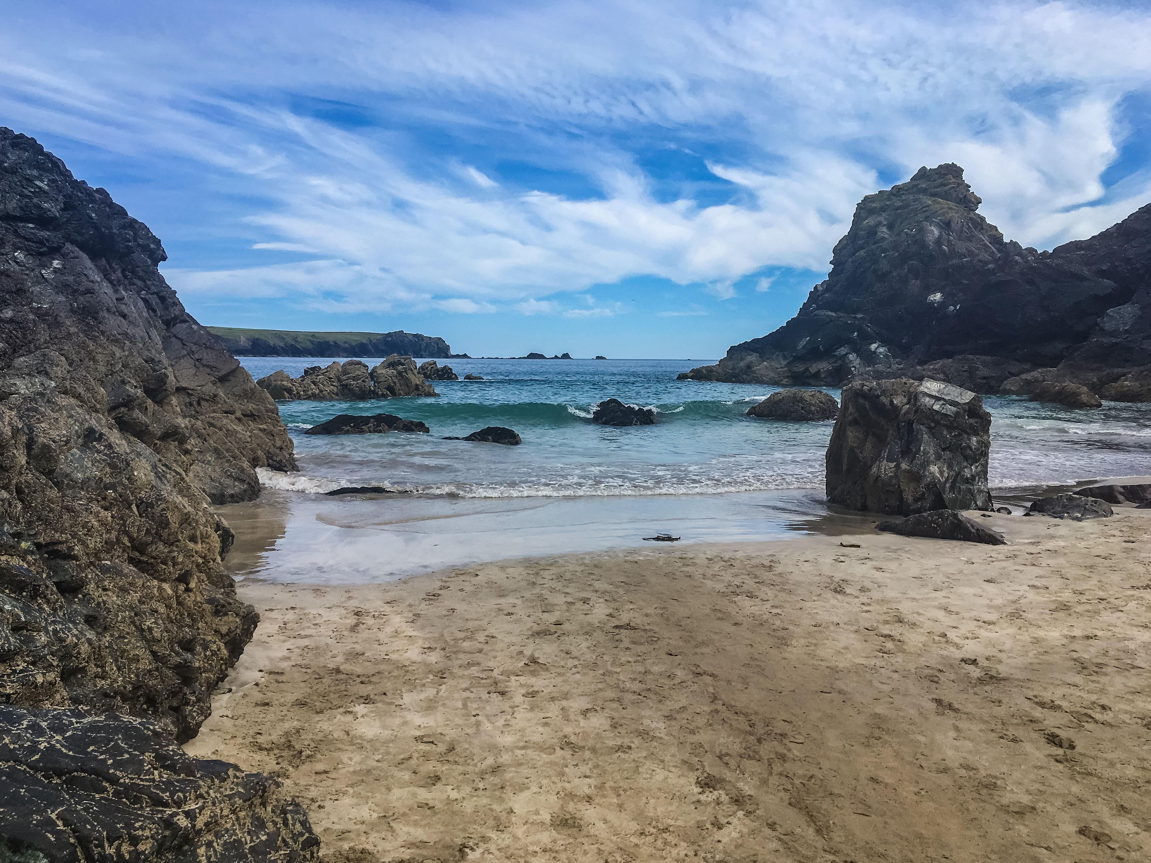 Kynance Cove, Cornwall