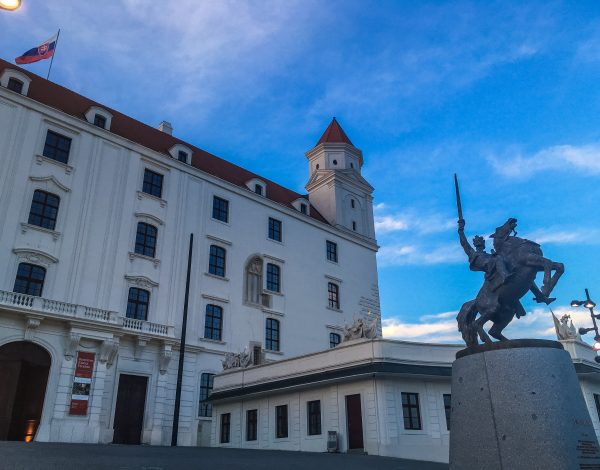 The One Where I Moved to Bratislava