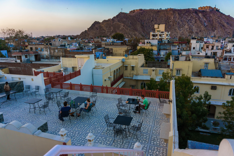View from Khatu Haveli