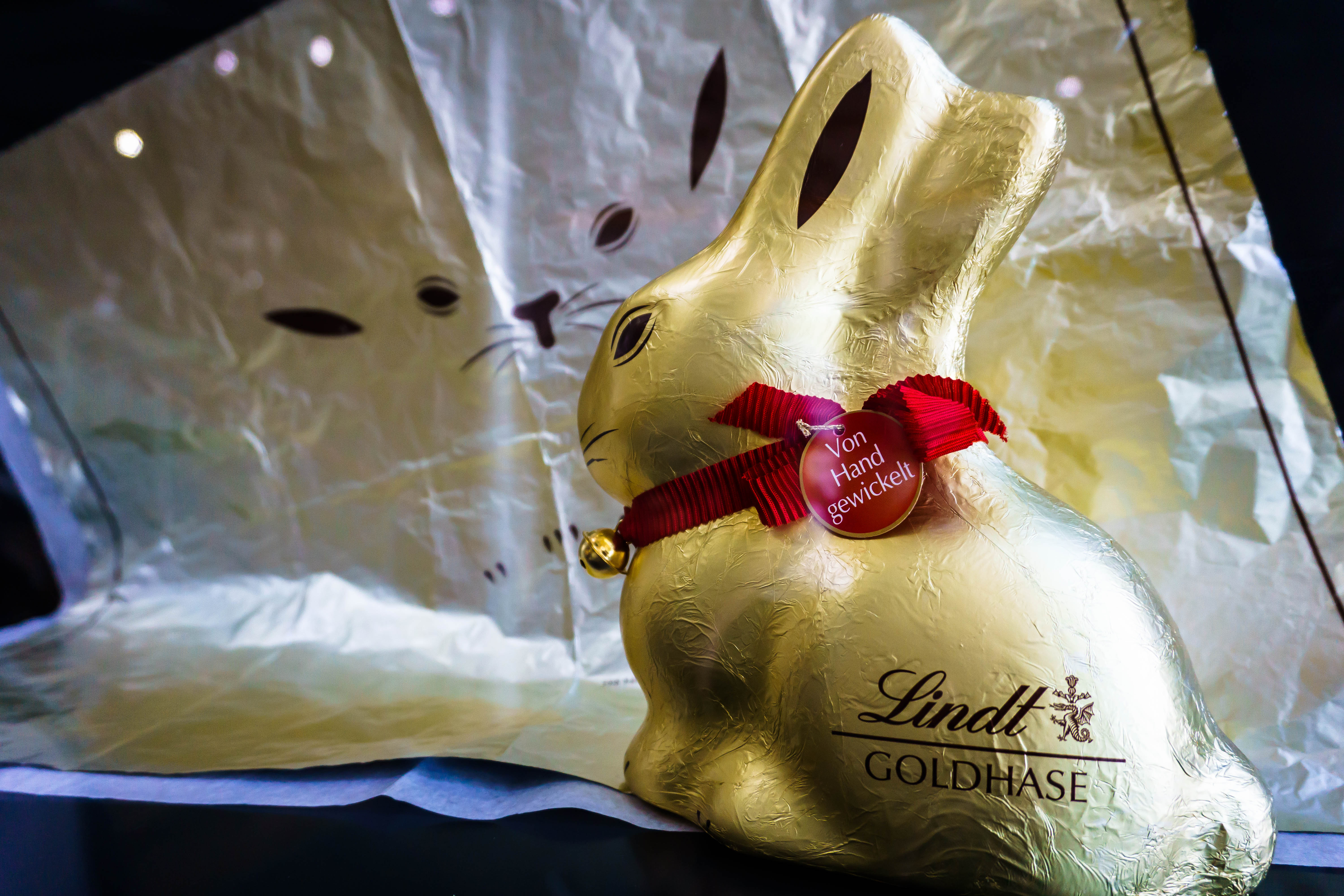 Lindt Easter Bunny, Köln Chocolate Museum