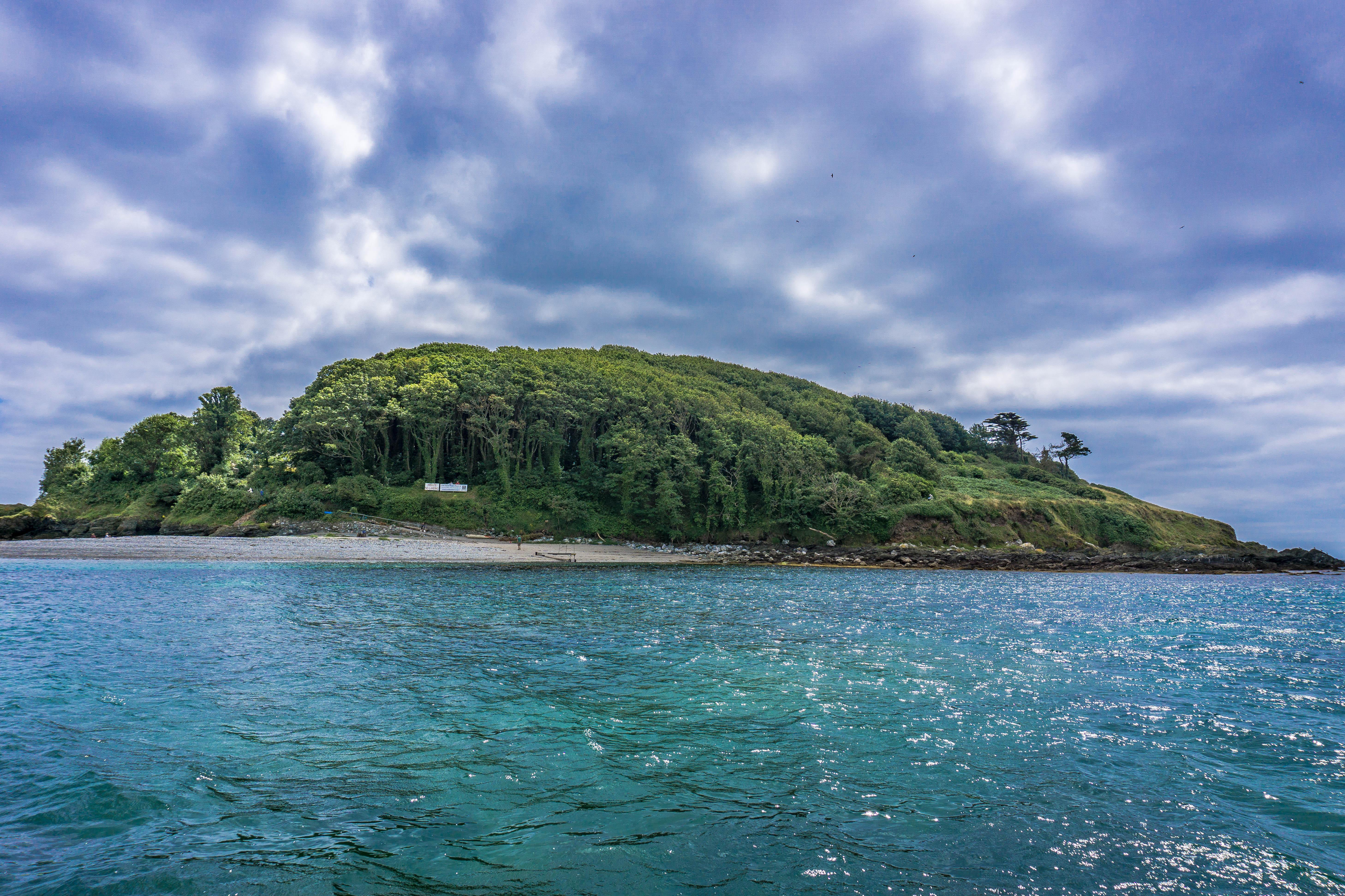 Looe Island, Cornwall