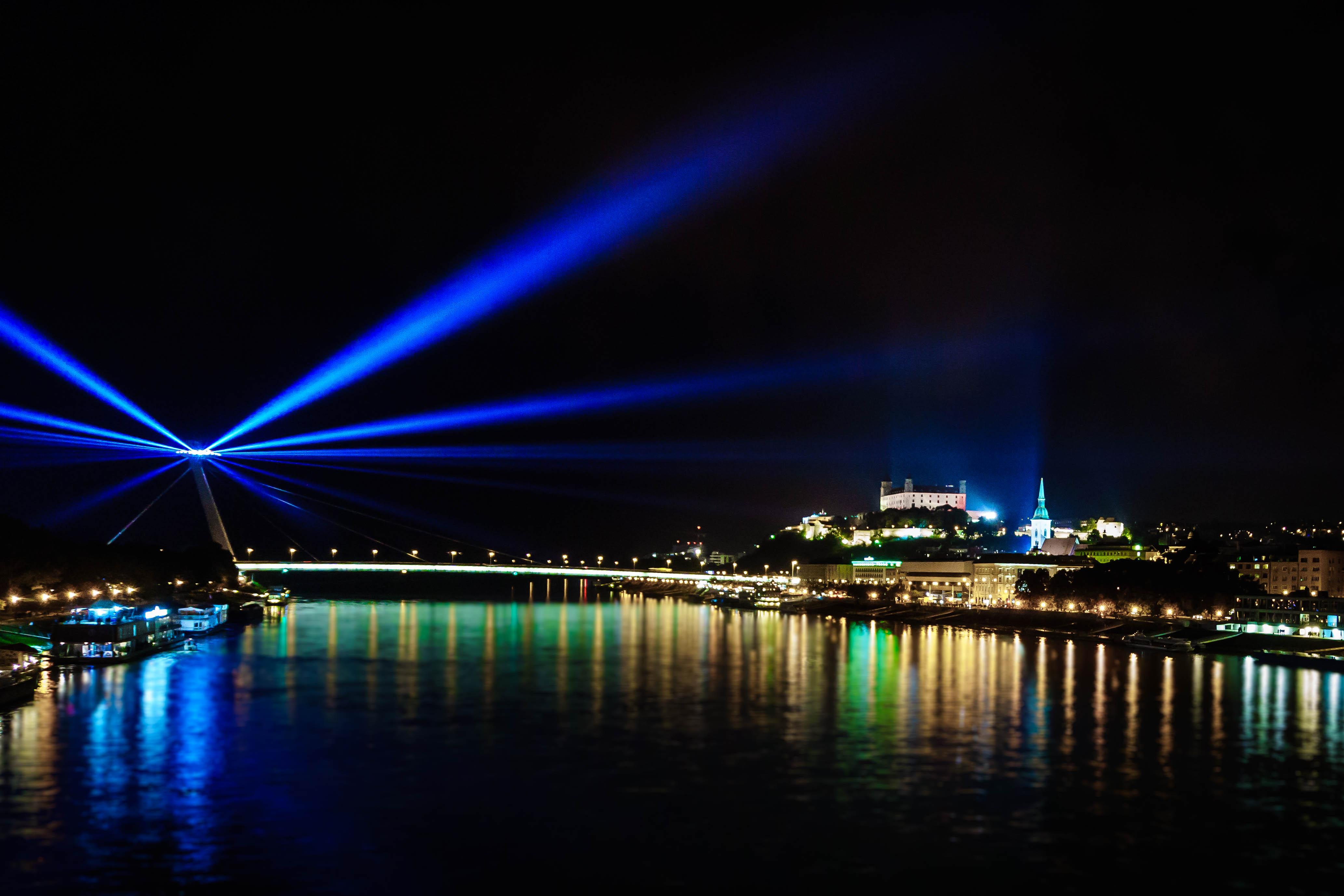 Bratislava White Night