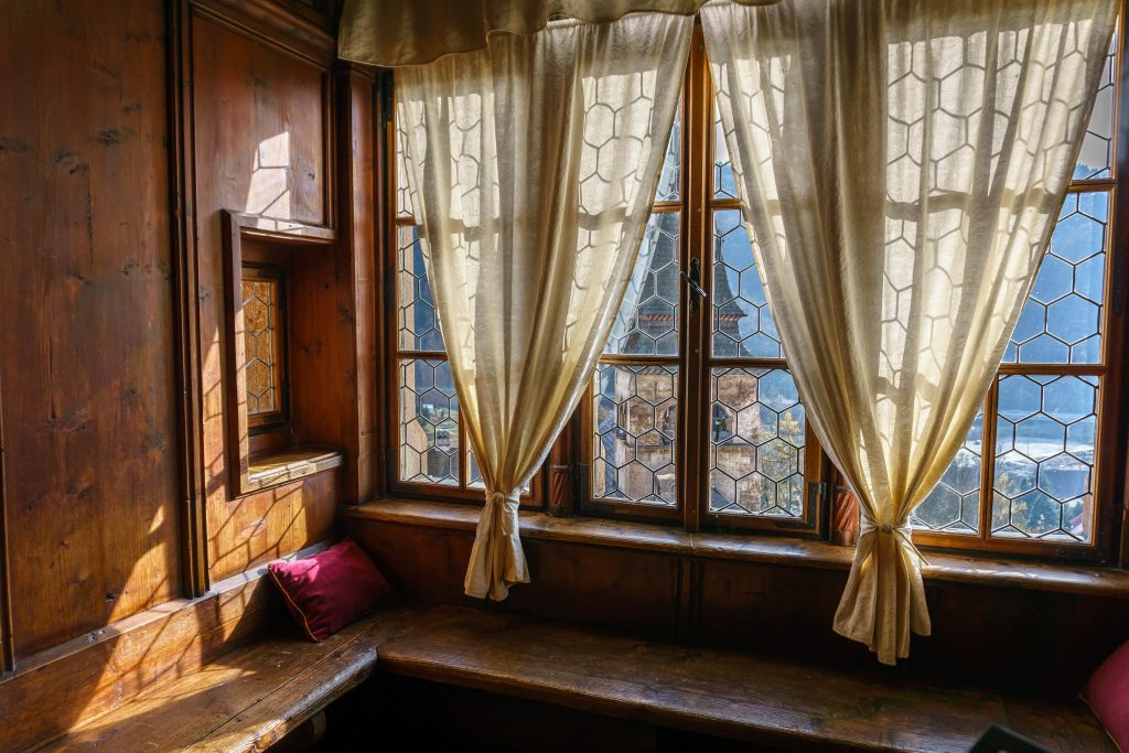 Lattice Window, Orava Castle