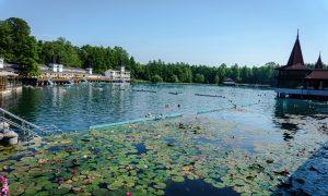 Hévíz: Bathing in Hungary's Healing Thermal Lake