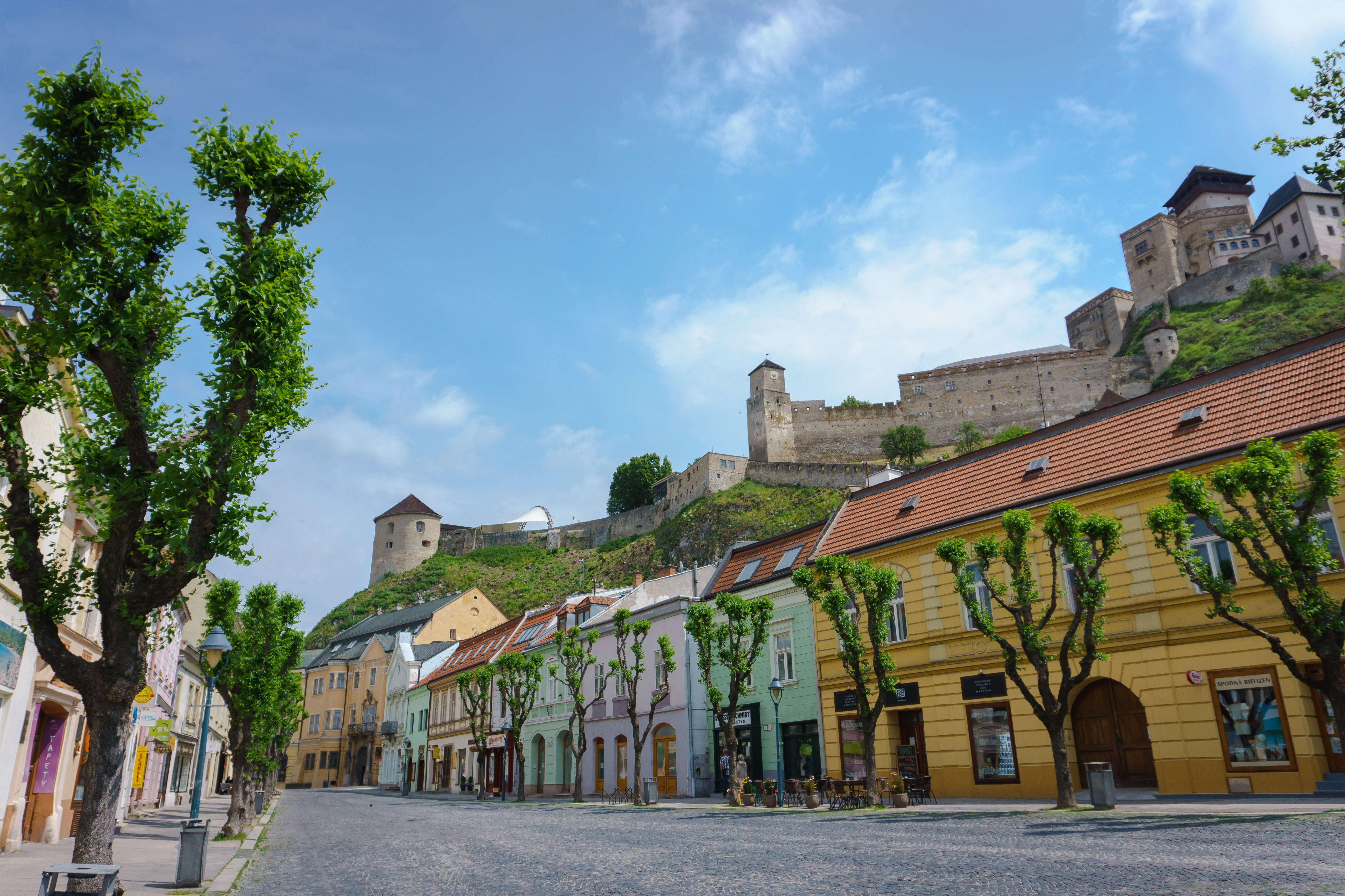 Trencin Old Town