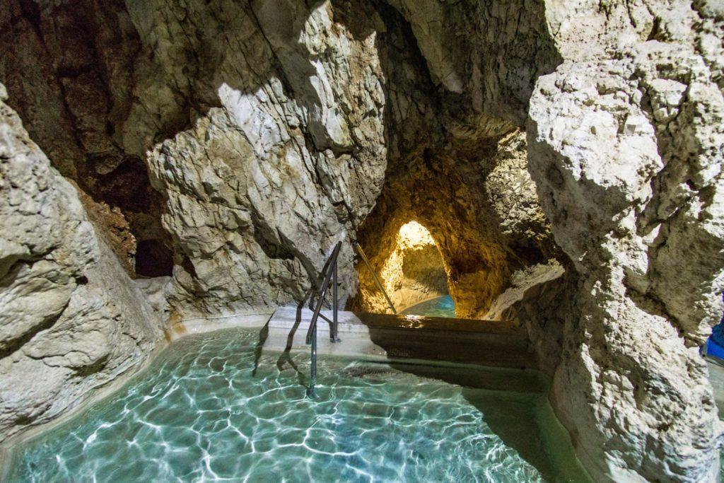 Europe,Cave Spa, hungary
