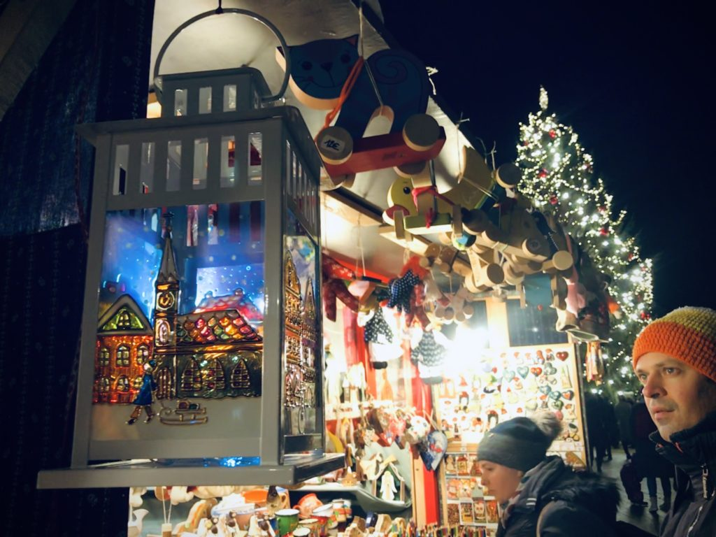 Bratislava Christmas Market Trinkets