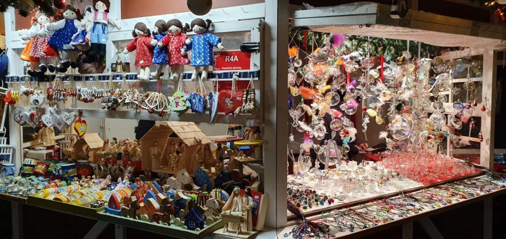Bratislava Christmas Market stall