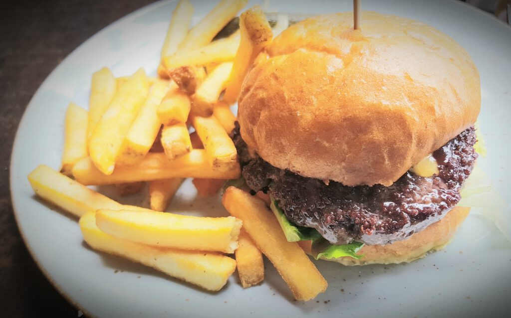 burger, Öregrund